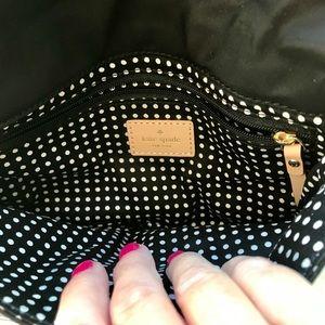 kate spade Bags - Kate Spade nylon zip fold over cross body